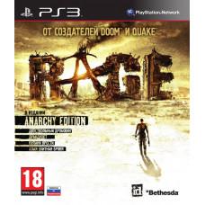 RAGE. Anarchy Edition [PS3, русская версия]