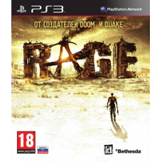 RAGE [PS3, русская версия]