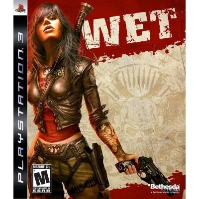 WET [PS3, английская версия]