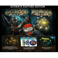 BioShock Ultimate Rapture Edition [PS3, английская версия]