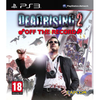 Dead Rising 2: Off The Record [PS3, русская документация]