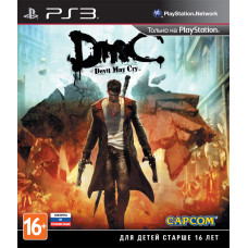 DmC: Devil May Cry [PS3, русские субтитры]