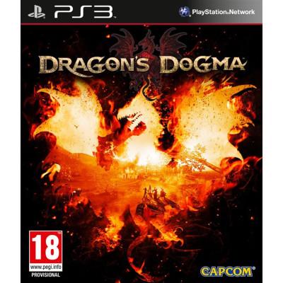 Dragon's Dogma [PS3, русская документация]