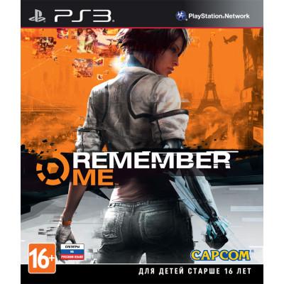 Remember me [PS3, русские субтитры]
