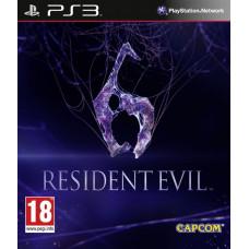 Resident Evil 6 [PS3, русские субтитры]
