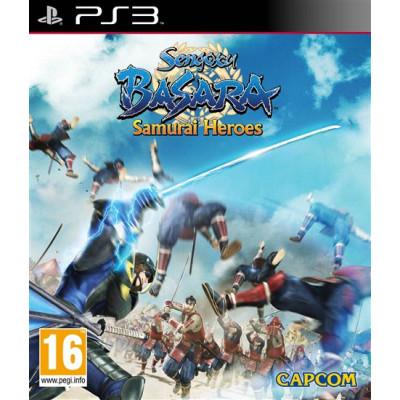 Sengoku Basara: Samurai Heroes [PS3, английская версия]