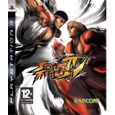 Street Fighter IV [PS3, английская версия]