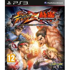 Street Fighter X Tekken [PS3, русские субтитры]