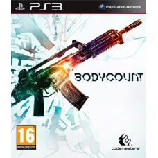 Bodycount [PS3, русская документация]