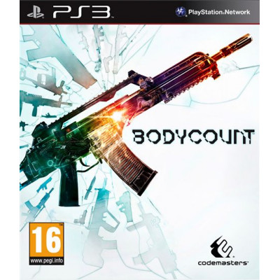 Bodycount [PS3, русская документация]