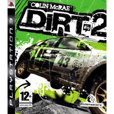 Colin McRae Dirt 2 (Platinum) [PS3, английская версия]