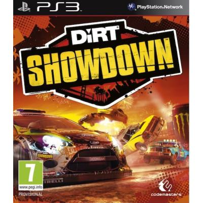 DiRT Showdown [PS3, английская версия]