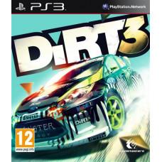 DiRT3 [PS3, русская документация]
