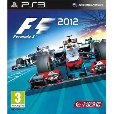 Formula 1 2012 [PS3, русская версия]