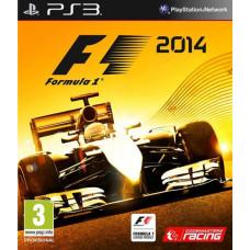 Formula 1 2014 [PS3, русская документация]
