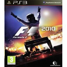 Formula 1 2010 [PS3, русская версия]