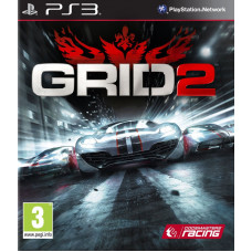 GRID 2 [PS3, русская документация]