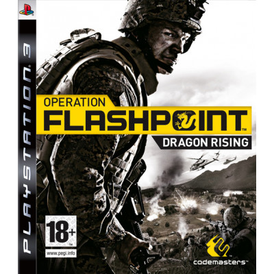 Operation Flashpoint 2: Dragon Rising [PS3, английская версия]