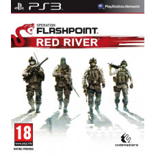 Operation Flashpoint: Red River [PS3, русская документация]