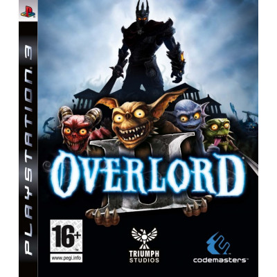 Overlord II [PS3, английская версия]