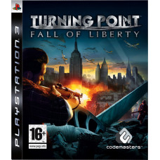 Turning Point: Fall of Liberty [PS3, английская версия]