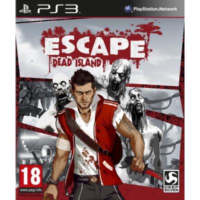 Escape Dead Island [PS3, английская версия]