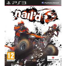 Nail'd [PS3, русская документация]