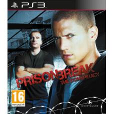 Prison Break: The Conspiracy (Побег: теория заговора) [PS3, английская версия]