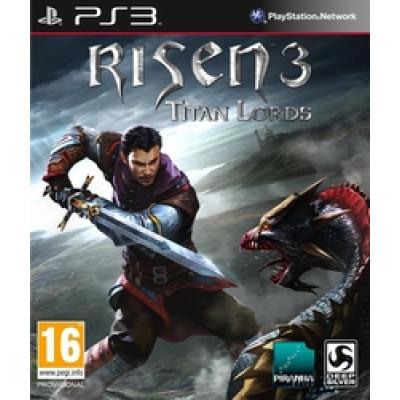 Risen 3: Titan Lords [PS3, английская версия]