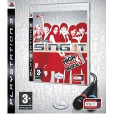 Disney HSM3 Sing It [PS3, английская версия]