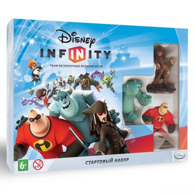 Disney: Infinity - Стартовый набор [PS3, русская версия]