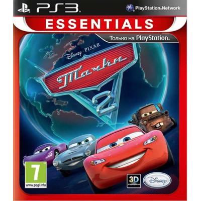 Disney/Pixar: Тачки 2 (Essentials) [PS3, русская версия]
