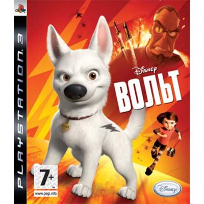 Disney/Pixar: Вольт [PS3, русская версия]