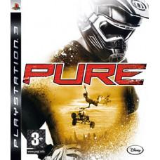 Pure [PS3, русская документация]