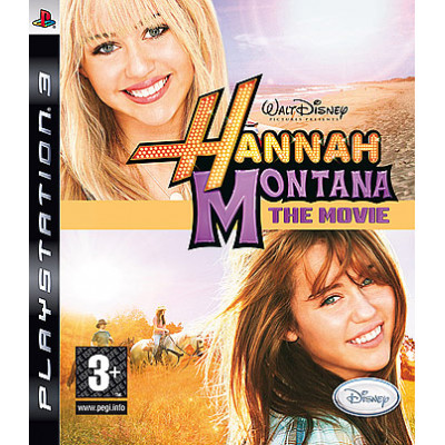 Hannah Montana the Movie [PS3, русская документация]