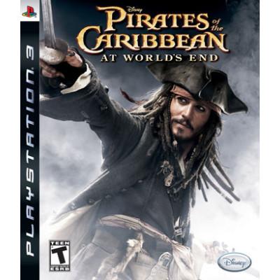 Pirates of the Caribbean 3 [PS3, английская версия]