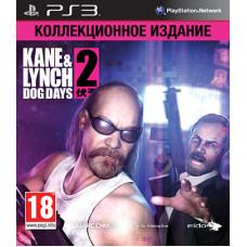 Kane & Lynch 2: Dog Days. Коллекционное издание [PS3, русская документация]