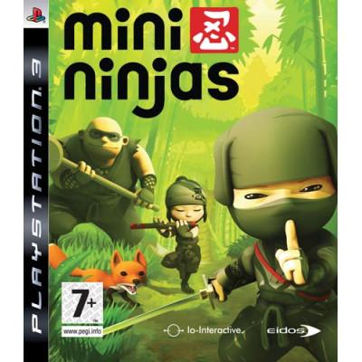 Mini Ninjas [PS3, английская версия]