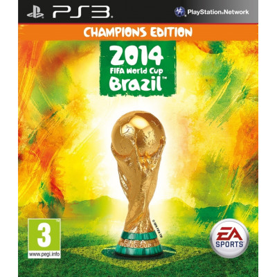 2014 FIFA World Cup. Champion's Edition [PS3, английская версия]