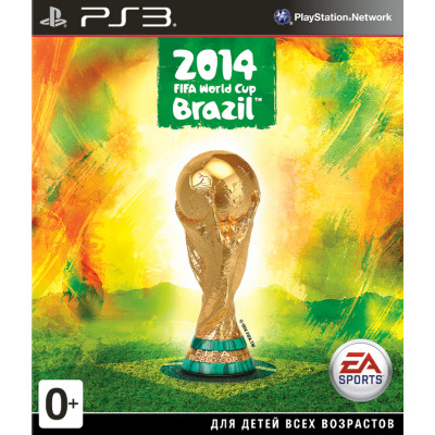 2014 FIFA World Cup [PS3, английская версия]