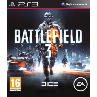 Battlefield 3 [PS3, русская версия]