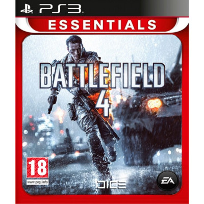Battlefield 4 (Essentials) [PS3, русская версия]