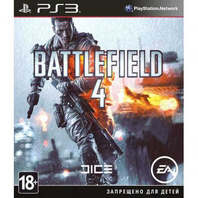 Battlefield 4 [PS3, русская версия]