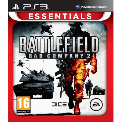 Battlefield: Bad Company 2 (Essentials) [PS3, русская версия]