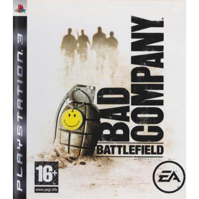 Battlefield: Bad Company [PS3, английская версия]