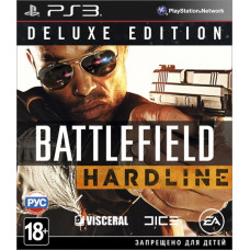 Battlefield Hardline. Deluxe Edition [PS3, русская версия]