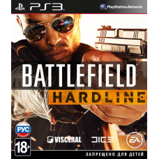 Battlefield Hardline [PS3, русская версия]