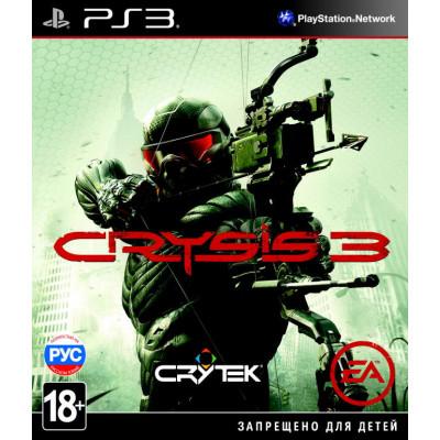 Crysis 3 [PS3, русская версия]