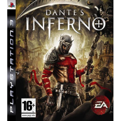 Dante's Inferno [PS3, английская версия]