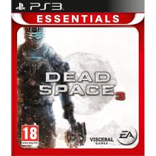 Dead Space 3 (Essentials) [PS3, русские субтитры]